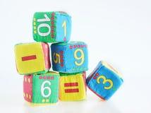 Pädagogische Spielwaren der Kinder Lizenzfreie Stockfotografie