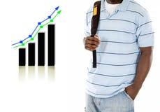 Pädagogischer Erfolg Stockfotos