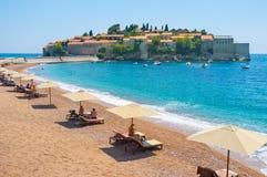 Pärlan av Montenegro Royaltyfri Fotografi