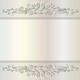 Pärlemorfärg bakgrund Arkivbild