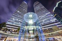 Pärlemorfärg torn för österlänning Royaltyfri Fotografi