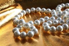 pärlor royaltyfri bild