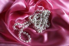 pärlor royaltyfri fotografi
