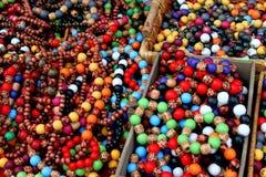 pärlor Arkivbild