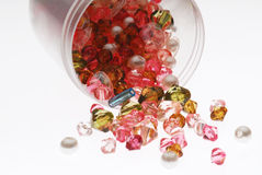 pärlor arkivfoton