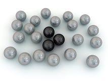 pärlor royaltyfri illustrationer