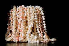 pärlor Royaltyfria Bilder