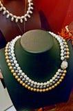 Pärlorna av Ohrid Arkivbilder