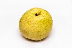 Päronet är en frukt som är söt i läcker smak Fotografering för Bildbyråer
