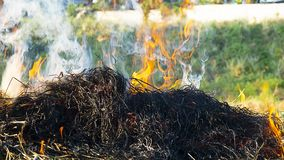 På brandabstrakt begrepp royaltyfri fotografi