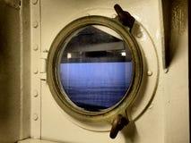 På ett fartyg Arkivfoton