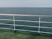 På havet Arkivbilder