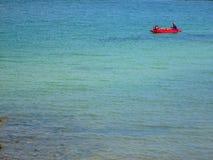 På havet Arkivfoto