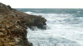 På havet, stormen och vinden lager videofilmer