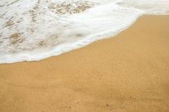 På kusten Arkivfoto