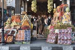 På marknaden i Sharm el Sheikh finns det alltid ett överflöd av Fotografering för Bildbyråer