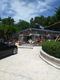 På min väg till Key West royaltyfri fotografi