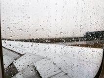 På regn arkivbilder