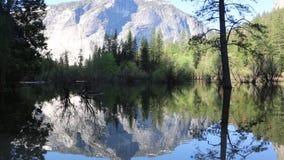 På spegel sjön lager videofilmer