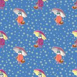 Påsk sömlös pattern-01 Royaltyfria Foton