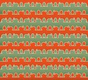 Påskbakgrundsdesign Arkivbilder