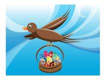 Påskfågel Arkivfoton