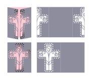 Påsklaser-klipp Arkivbild