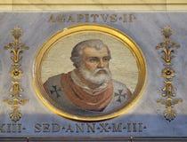 Påve Agapetus II Arkivfoto