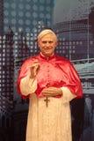 Påve Benedict Fotografering för Bildbyråer