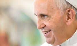 Påve Francis Royaltyfria Bilder