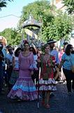 Pèlerinage annuel 10 Images libres de droits