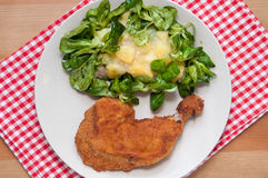 Pé de galinha grelhado Fotografia de Stock
