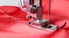 Pé de Presser da máquina de costura fotos de stock royalty free