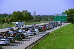 Péage de la Floride photographie stock libre de droits