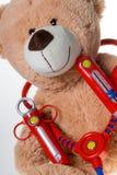 pédiatre Photos libres de droits