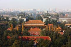 Pékin Images libres de droits