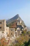 Pékin, Chine, Grande Muraille de Simatai Photographie stock libre de droits