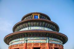 Pékin le temple du Ciel le temple du Ciel Image stock