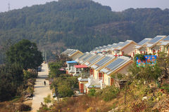 Pékin rural Images stock
