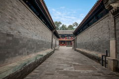 Pékin Shichahai Hai Gong Prince House Photos stock
