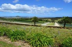 Péninsule de Karikari - Nouvelle-Zélande Image stock