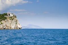 péninsule de la Crimée Photos stock