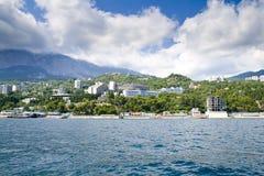 péninsule de la Crimée Photos libres de droits