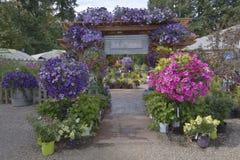 Pépinière de ferme et de jardin dans Canby Orégon image stock