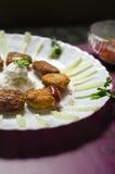 Pépites de poulet de Yummiez Photo stock