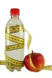 Pérdida de peso sana Foto de archivo libre de regalías