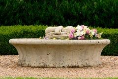 Pérdida del bebé - parto muerto y monumento de la caridad de la muerte de Nenonatal Fotos de archivo