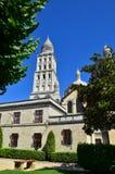 Périgueux, cattedrale della parte anteriore della st, Francia Immagini Stock