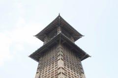 Période de Bell dans Kawagoe, Saitama Image stock