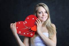 Période de l'amour Photo stock